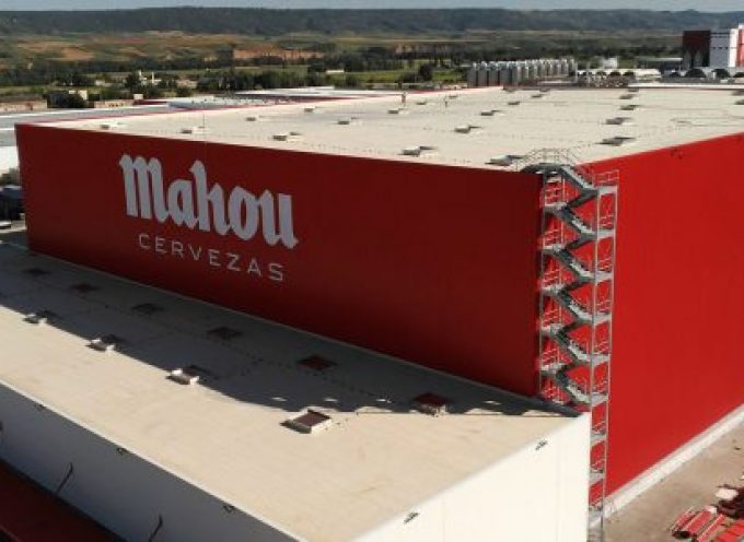 Mahou creará 400 nuevos puestos de trabajo en Guadalajara