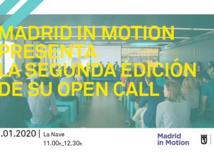 II edición de la Open Call  – Plazo 28 de febrero
