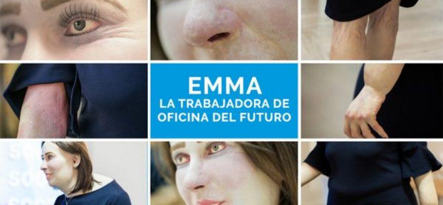 Emma, así seremos muchos trabajadores en el año 2040