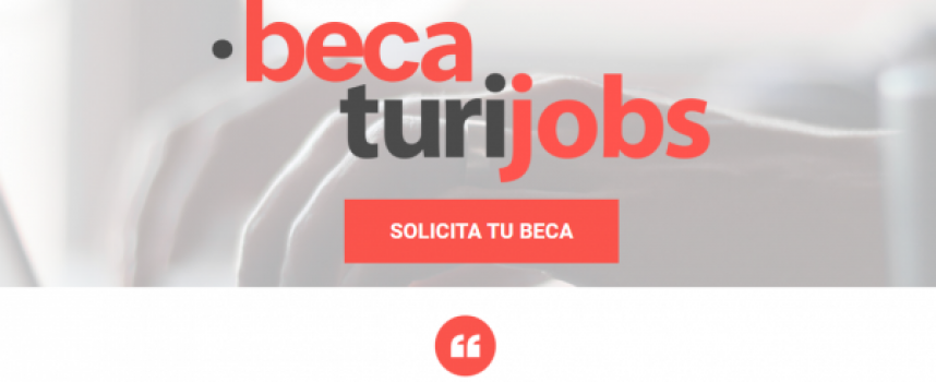 Turijobs beca a desempleados para su formación en turismo