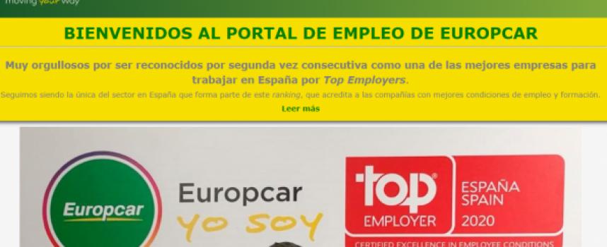 Europcar confía en beWanted para encontrar el mejor talento joven de España