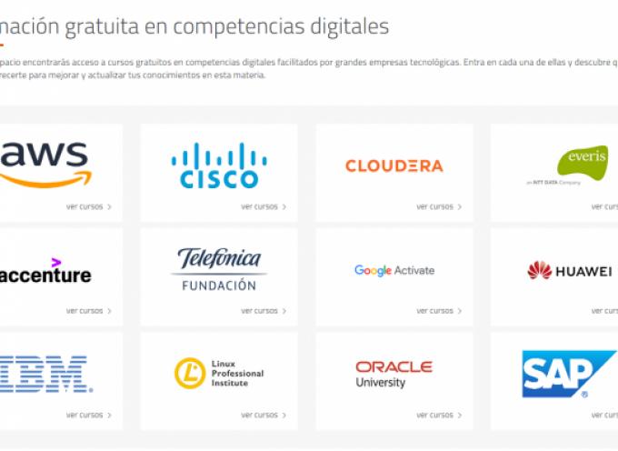 Cursos gratuitos de Introducción al Mundo Digital por Accenture