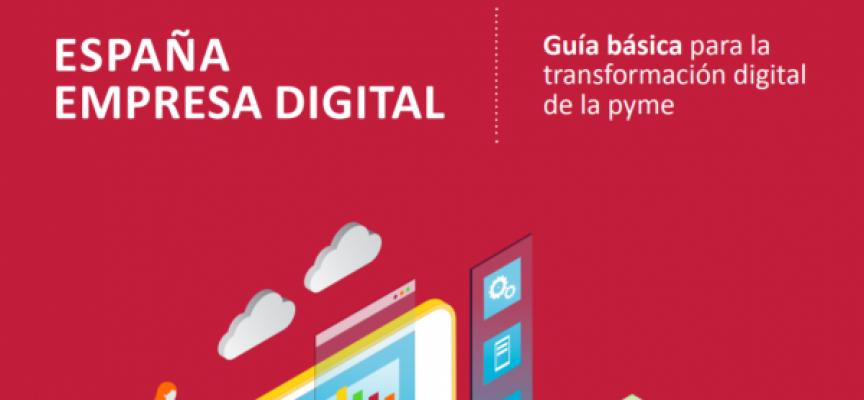 Guía básica para la transformación digital de la pyme