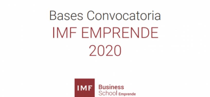 IV edición de IMF Emprende / Plazo 20 de febrero 2020