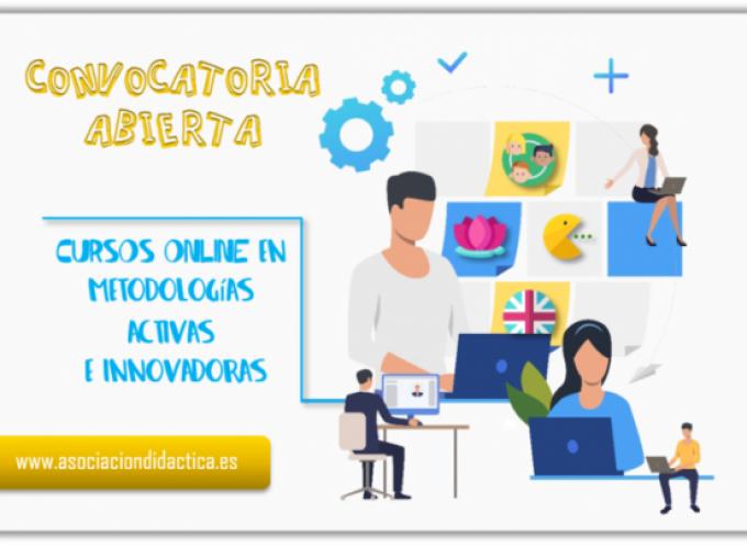 Cursos para docentes en metodologías activas e innovadoras