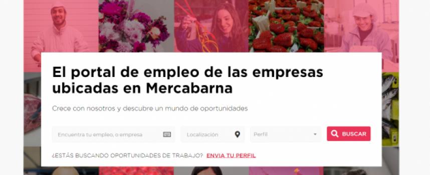 Nuevo portal de empleo para trabajar en el Polígono Alimentario Mercabarna