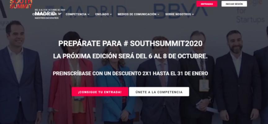 South Summit busca las 100 startups más disruptivas del mundo | Plazo 31 de mayo