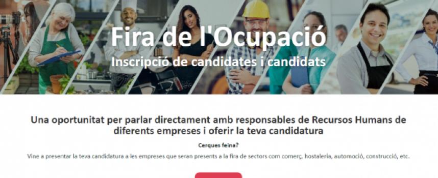 1.300 puestos de trabajo y 54 empresas buscan personal en la Feria del Empleo de Palma | 4 y 5 de marzo 2020
