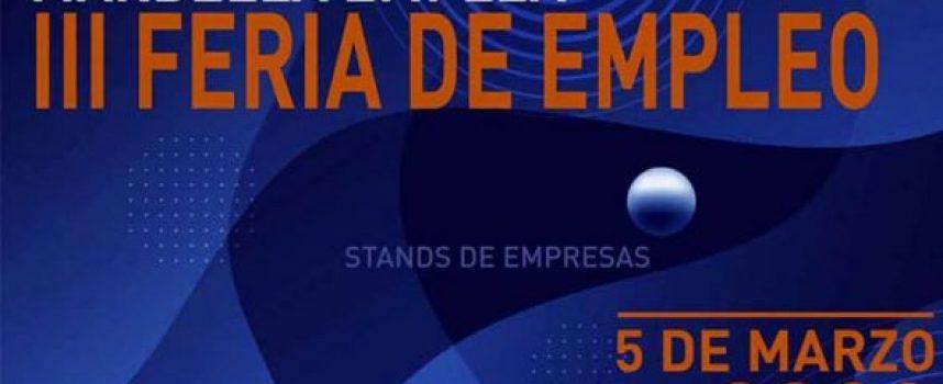 Más de 4.000 puestos de trabajo en la nueva Feria de Empleo de Marbella | 5 de marzo 2020