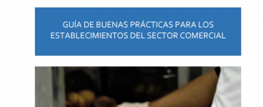 Comercio elabora una 'Guía de buenas prácticas' frente al COVID-19 para trabajadores del sector