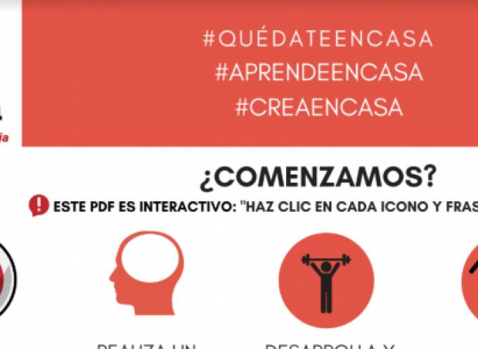 Infografía sobre búsqueda de empleo | #YoMeQuedoEnCasa #Covid19
