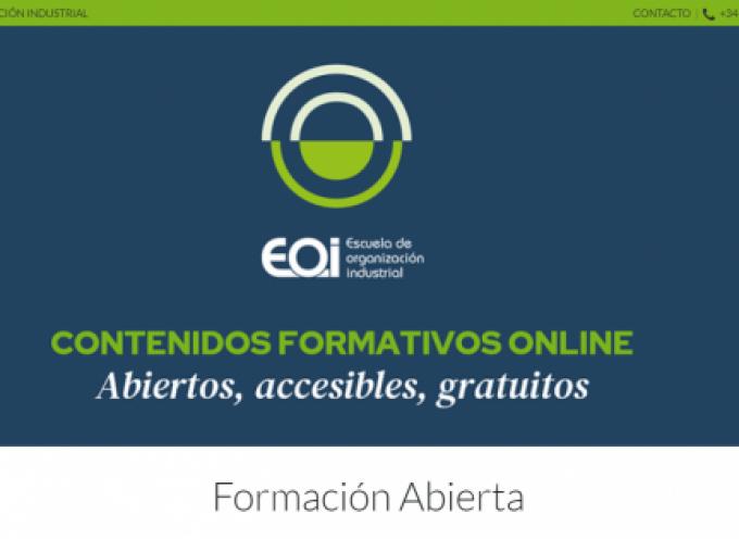 Contenidos formativos On-Line de EOI abiertos, accesibles y gratuitos