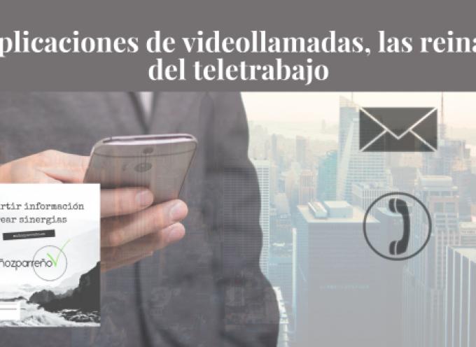Aplicaciones de videollamadas, las reinas del teletrabajo