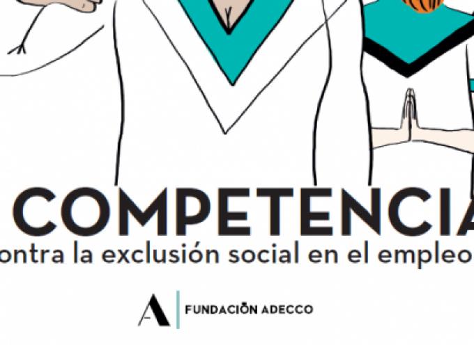 Guía 20 competencias contra la exclusión social de la Fundación Adecco.