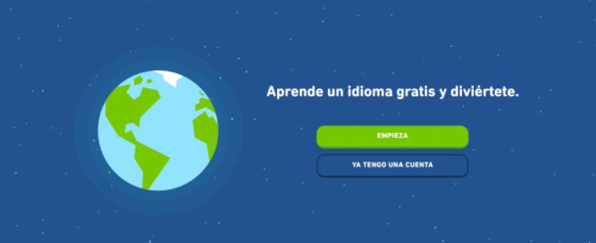 Plataforma gratuita de enseñanza online de idiomas (Inglés, Francés, Alemán, Italiano…)
