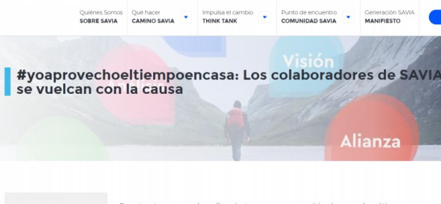 Savia ofrece formaciones gratuitas a mayores de 50