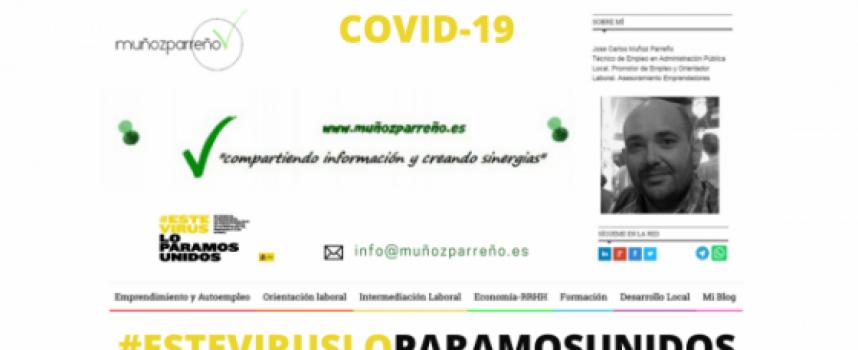 Especial Resumen Covid-19 en muñozparreño.es | #ESTEVIRUSLOPARAMOSUNIDOS – Puedes ver aquí abajo..!!!