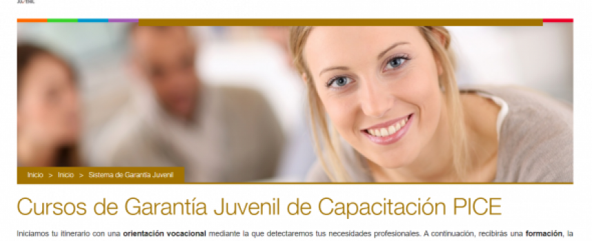 Catálogo con más de 240 cursos Online gratuitos para jóvenes