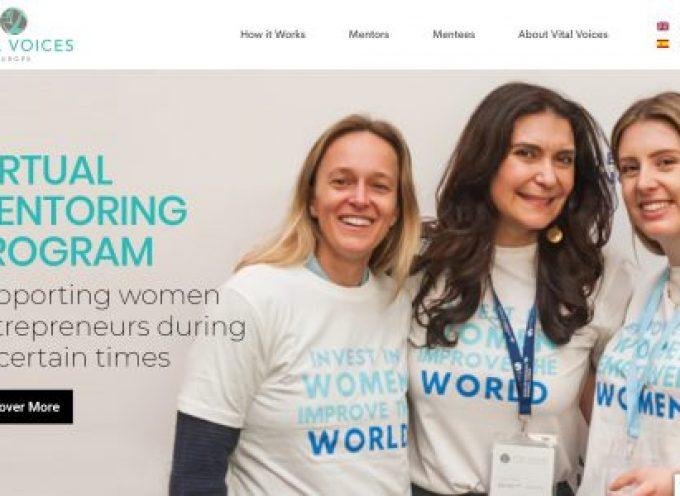Nace una plataforma para asesorar a emprendedoras afectadas por la crisis
