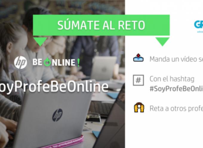 #SoyProfeBeOnline, un proyecto para visibilizar el trabajo docente