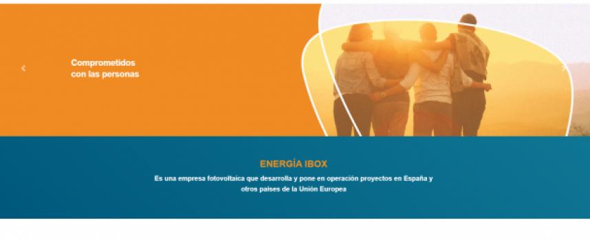 Ibox Energy creará 200 empleos en la nueva planta solar de Posadas (Córdoba)
