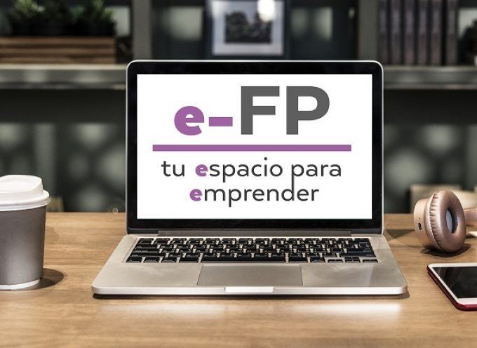 e-FP, un programa para impulsar el emprendimiento en la formación profesional