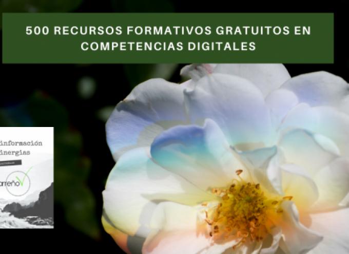 Acceso universal desde Fundae a +500 recursos formativos gratuitos en competencias digitales