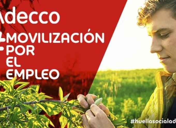 #MovilizaciónPorElEmpleo, una iniciativa de Adecco para ayudar a los trabajadores más afectados por la crisis del Covid-19