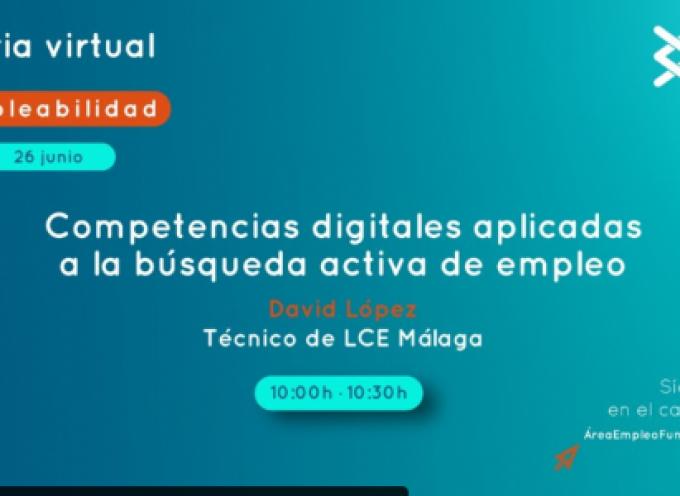 25 y 26 de junio: Feria Virtual de Empleabilidad