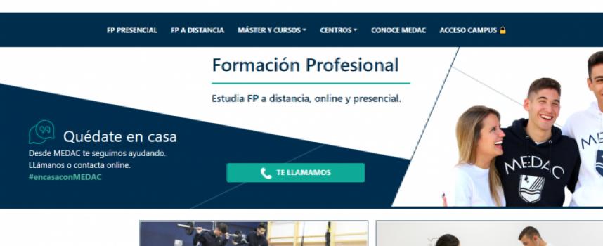 Medac ofrece 200 empleos para trabajar en centros FP