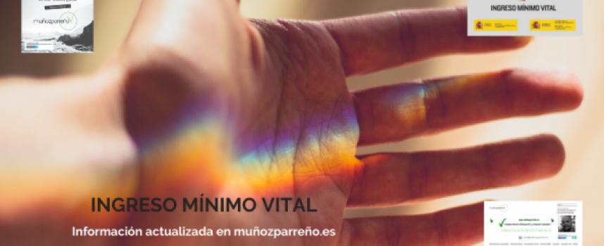 Guía de ayuda para solicitar el Ingreso Mínimo Vital  + #infografía y Citas Previas en INSS