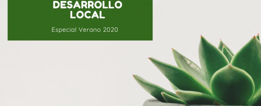 100 NOTICIAS SOBRE DESARROLLO LOCAL – Especial Verano 2020