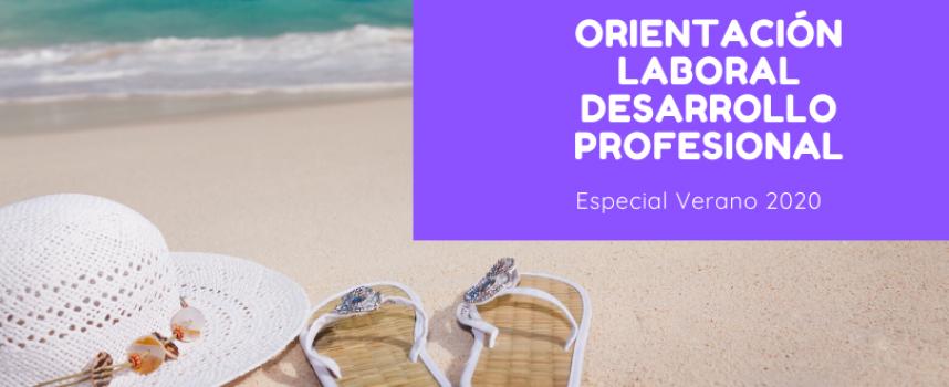 100 NOTICIAS SOBRE ORIENTACIÓN LABORAL Y DESARROLLO PROFESIONAL – Especial Verano 2020