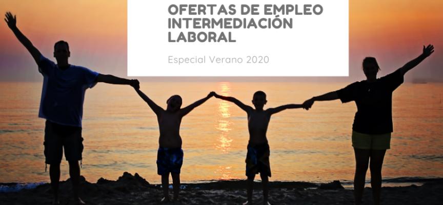 100 NOTICIAS SOBRE OFERTAS DE EMPLEO E INTERMEDIACIÓN LABORAL – Especial Verano 2020