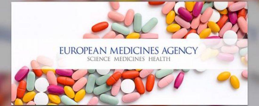 Prácticas en la Agencia Europea de Medicamentos. Solicitud hasta el 15 de julio