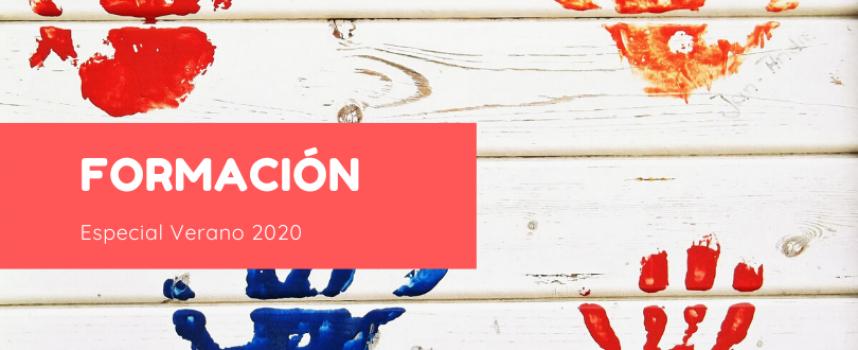 100 NOTICIAS SOBRE FORMACIÓN – Especial Verano 2020