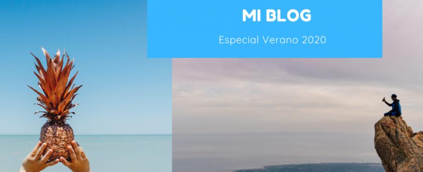 100 NOTICIAS RELACIONADAS SOBRE MI BLOG – Especial Verano 2020