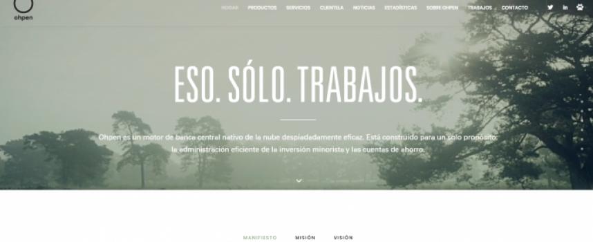 La compañía Ohpen creará 30 nuevos empleos en Barcelona