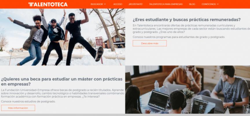 Más de 6.000 Prácticas Empresariales by Talentoteca