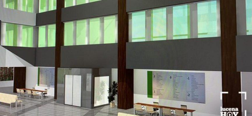 El nuevo Hospital Ciudad de Lucena busca 350 trabajadores. Abierta Inscripción