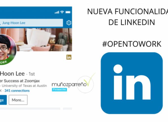 Linkedin añade nuevas funcionalidades para buscar trabajo