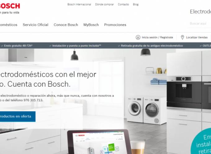 Envía curriculum y accede a nuevas oportunidades de empleo en Bosch