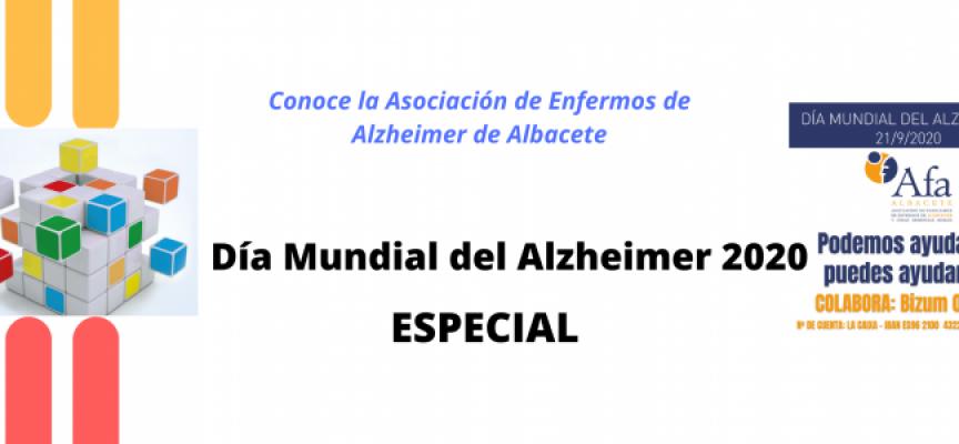 Hoy es #DíaMundialAlzheimer / 21 de Septiembre – Te mostramos como pueden Ayudarte, tanto a Enferm@s, cuidador@s, familias.