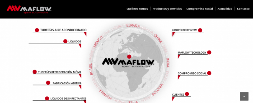 Maflow Spain Automotive contratará a 30 personas en su factoría de Cantabria