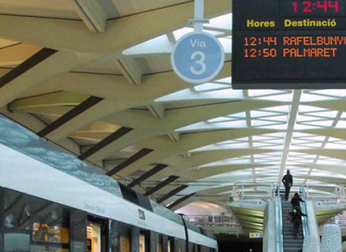 La FGV contratará 150 informadores para atender a usuarios en las estaciones