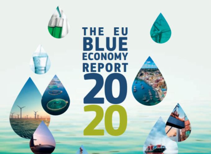 Informe sobre la economía azul de la UE 2020