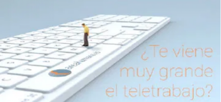 Recomendaciones sobre el Teletrabajo #infografia #infpgraphic #rrhh