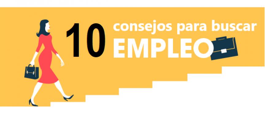 10 CONSEJOS PARA BUSCAR EMPLEO