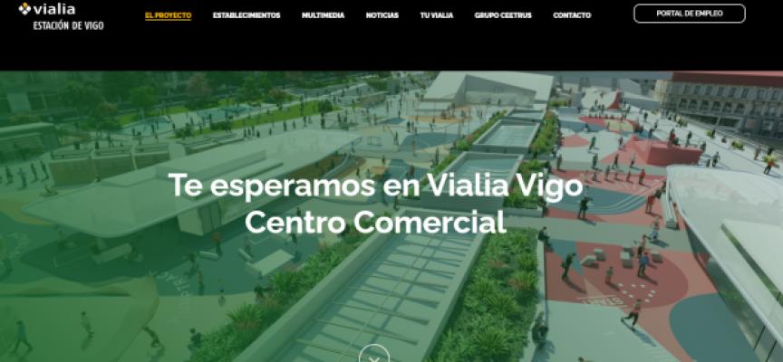 Nueva plataforma con ofertas para trabajar en Vialia Vigo Centro Comercial