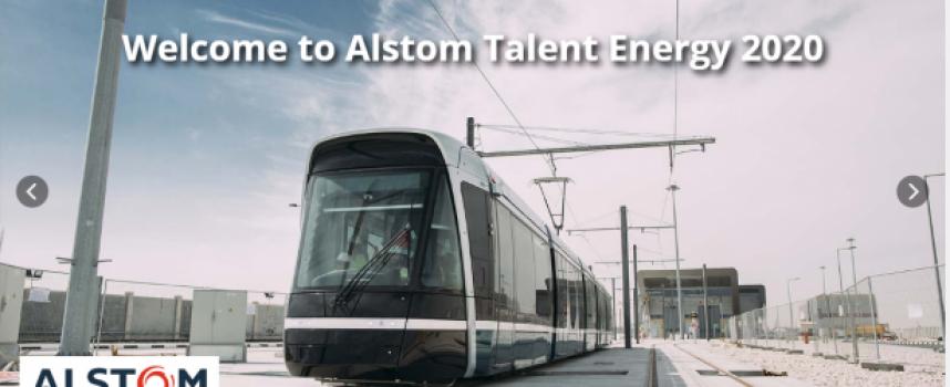 Alstom España lanza Becas remuneradas para jóvenes titulados | Plazo 16/11/2020